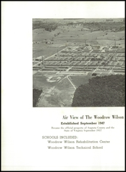 Page 6, 1959 Edition, Wilson Memorial High School - Hornets Nest Yearbook (Fishersville, VA) online yearbook collection