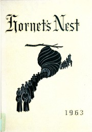 1963 Edition, Wilson Memorial High School - Hornets Nest Yearbook (Fishersville, VA)