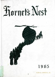 1965 Edition, Wilson Memorial High School - Hornets Nest Yearbook (Fishersville, VA)