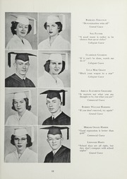 Page 17, 1951 Edition, Greensville County High School - Riparian Yearbook (Emporia, VA) online yearbook collection