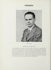 Page 8, 1951 Edition, Greensville County High School - Riparian Yearbook (Emporia, VA) online yearbook collection
