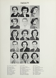 Page 9, 1951 Edition, Greensville County High School - Riparian Yearbook (Emporia, VA) online yearbook collection