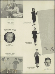 Page 12, 1957 Edition, Greensville County High School - Riparian Yearbook (Emporia, VA) online yearbook collection