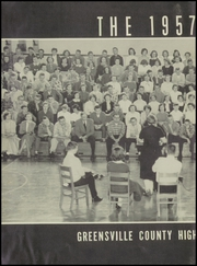 Page 6, 1957 Edition, Greensville County High School - Riparian Yearbook (Emporia, VA) online yearbook collection