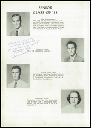 Page 16, 1953 Edition, Smithfield High School - Ham Yearbook (Smithfield, VA) online yearbook collection