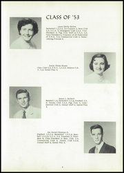 Page 17, 1953 Edition, Smithfield High School - Ham Yearbook (Smithfield, VA) online yearbook collection