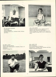 Page 13, 1963 Edition, Smithfield High School - Ham Yearbook (Smithfield, VA) online yearbook collection