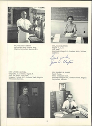 Page 14, 1963 Edition, Smithfield High School - Ham Yearbook (Smithfield, VA) online yearbook collection