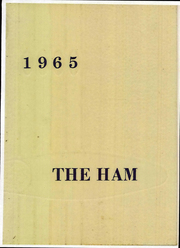 Page 1, 1965 Edition, Smithfield High School - Ham Yearbook (Smithfield, VA) online yearbook collection