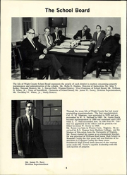 Page 10, 1965 Edition, Smithfield High School - Ham Yearbook (Smithfield, VA) online yearbook collection
