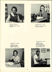 Page 12, 1965 Edition, Smithfield High School - Ham Yearbook (Smithfield, VA) online yearbook collection
