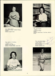 Page 13, 1965 Edition, Smithfield High School - Ham Yearbook (Smithfield, VA) online yearbook collection