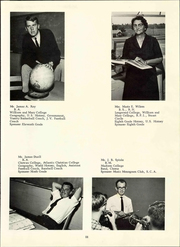 Page 15, 1965 Edition, Smithfield High School - Ham Yearbook (Smithfield, VA) online yearbook collection