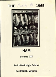 Page 5, 1965 Edition, Smithfield High School - Ham Yearbook (Smithfield, VA) online yearbook collection