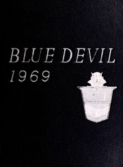 1969 Edition, Gate City High School - Blue Devil Yearbook (Gate City, VA)