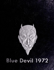 1972 Edition, Gate City High School - Blue Devil Yearbook (Gate City, VA)