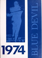 1974 Edition, Gate City High School - Blue Devil Yearbook (Gate City, VA)