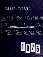 1975 Edition, Gate City High School - Blue Devil Yearbook (Gate City, VA)