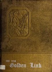 Bluestone High School - Golden Link Yearbook (Skipwith, VA) online yearbook collection, 1958 Edition, Page 1