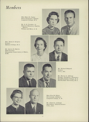 Page 17, 1959 Edition, Bluestone High School - Golden Link Yearbook (Skipwith, VA) online yearbook collection