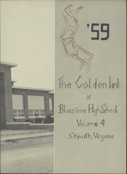 Page 7, 1959 Edition, Bluestone High School - Golden Link Yearbook (Skipwith, VA) online yearbook collection