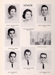 Page 38, 1961 Edition, Bluestone High School - Golden Link Yearbook (Skipwith, VA) online yearbook collection