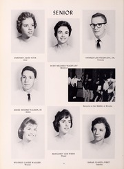 Page 40, 1961 Edition, Bluestone High School - Golden Link Yearbook (Skipwith, VA) online yearbook collection