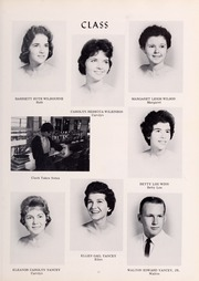 Page 41, 1961 Edition, Bluestone High School - Golden Link Yearbook (Skipwith, VA) online yearbook collection