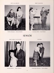 Page 42, 1961 Edition, Bluestone High School - Golden Link Yearbook (Skipwith, VA) online yearbook collection