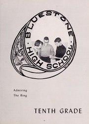 Page 67, 1961 Edition, Bluestone High School - Golden Link Yearbook (Skipwith, VA) online yearbook collection