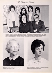 Page 12, 1966 Edition, Bluestone High School - Golden Link Yearbook (Skipwith, VA) online yearbook collection
