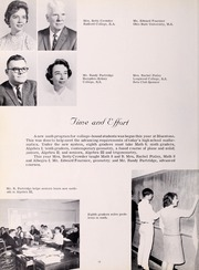 Page 14, 1966 Edition, Bluestone High School - Golden Link Yearbook (Skipwith, VA) online yearbook collection