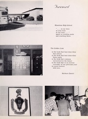 Page 7, 1966 Edition, Bluestone High School - Golden Link Yearbook (Skipwith, VA) online yearbook collection