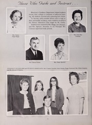 Page 12, 1968 Edition, Bluestone High School - Golden Link Yearbook (Skipwith, VA) online yearbook collection