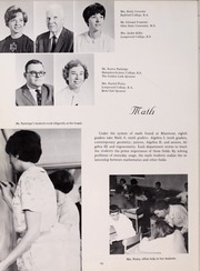 Page 14, 1968 Edition, Bluestone High School - Golden Link Yearbook (Skipwith, VA) online yearbook collection