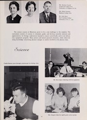 Page 15, 1968 Edition, Bluestone High School - Golden Link Yearbook (Skipwith, VA) online yearbook collection
