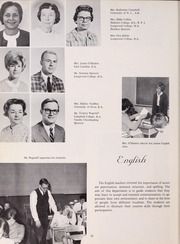 Page 16, 1968 Edition, Bluestone High School - Golden Link Yearbook (Skipwith, VA) online yearbook collection