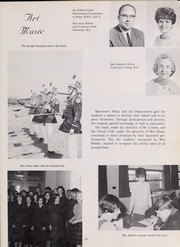 Page 17, 1968 Edition, Bluestone High School - Golden Link Yearbook (Skipwith, VA) online yearbook collection