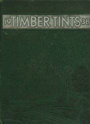 Page 1, 1938 Edition, John D Bassett High School - Timber Tints Yearbook (Bassett, VA) online yearbook collection