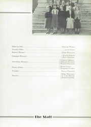 Page 13, 1938 Edition, John D Bassett High School - Timber Tints Yearbook (Bassett, VA) online yearbook collection