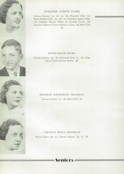 Page 16, 1938 Edition, John D Bassett High School - Timber Tints Yearbook (Bassett, VA) online yearbook collection
