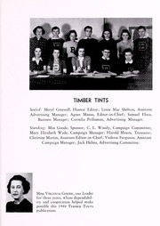 Page 11, 1940 Edition, John D Bassett High School - Timber Tints Yearbook (Bassett, VA) online yearbook collection