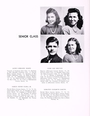 Page 14, 1940 Edition, John D Bassett High School - Timber Tints Yearbook (Bassett, VA) online yearbook collection