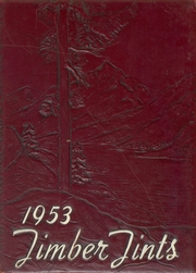 Page 1, 1953 Edition, John D Bassett High School - Timber Tints Yearbook (Bassett, VA) online yearbook collection