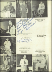 Page 14, 1953 Edition, John D Bassett High School - Timber Tints Yearbook (Bassett, VA) online yearbook collection