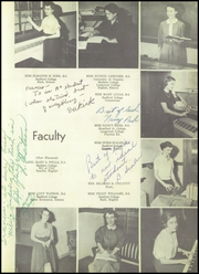 Page 15, 1953 Edition, John D Bassett High School - Timber Tints Yearbook (Bassett, VA) online yearbook collection