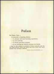 Page 8, 1953 Edition, John D Bassett High School - Timber Tints Yearbook (Bassett, VA) online yearbook collection