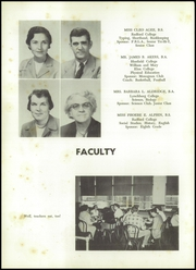 Page 14, 1957 Edition, John D Bassett High School - Timber Tints Yearbook (Bassett, VA) online yearbook collection