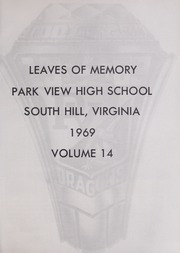 Page 5, 1969 Edition, Park View High School - Leaves of Memory Yearbook (South Hill, VA) online yearbook collection