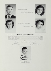 Page 14, 1950 Edition, Broadway High School - Memories Yearbook (Broadway, VA) online yearbook collection